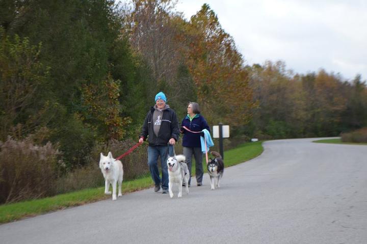 Pet Friendly Prophetstown State Park