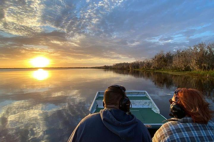 Pet Friendly Airboat & Gator Charters