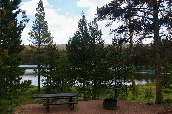 Pet Friendly Uinta-Wasatch-Cache National Forest