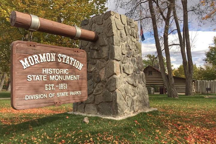 Pet Friendly Mormon Station State Historic Park