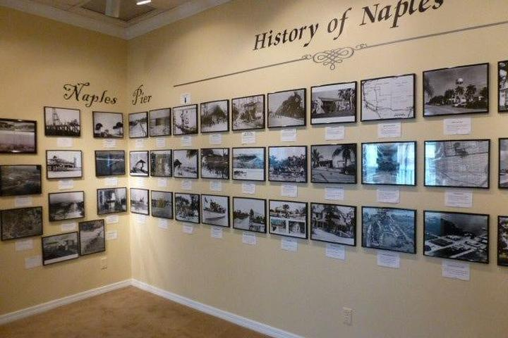 Pet Friendly Naples Backyard History Museum