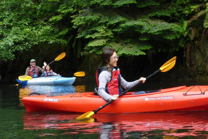 Pet Friendly Noyo River Kayak Tour