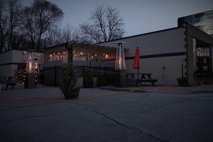 Pet Friendly McArthur's Brew House