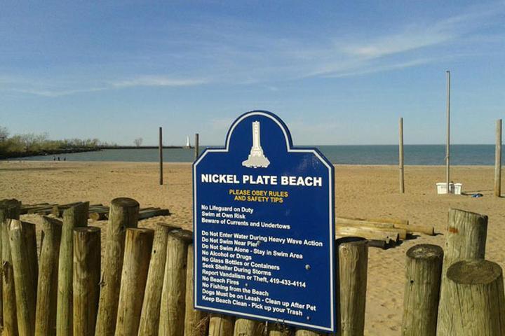Pet Friendly Nickel Plate Beach