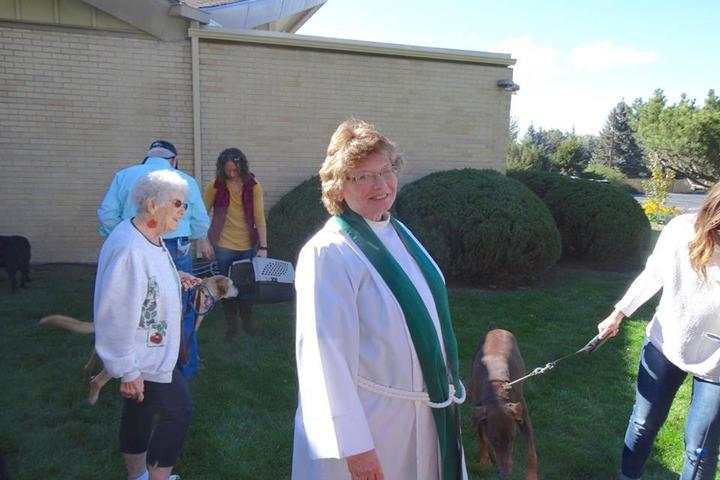 Pet Friendly St. James Episcopal Church