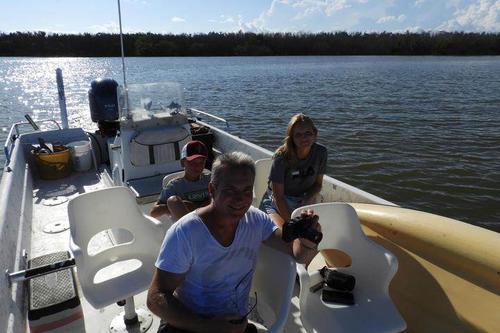 Pet Friendly Everglades Area Tours