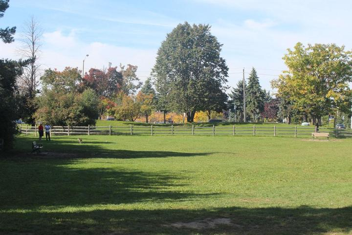 Pet Friendly McInnis Dog Park