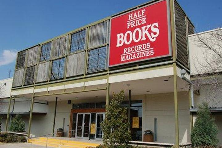 Pet Friendly Half Price Books
