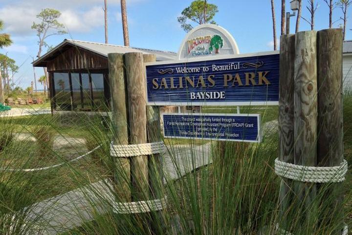 Pet Friendly Salinas Park