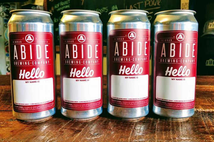 Pet Friendly Abide Brewing Company