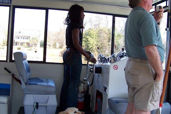 Pet Friendly Patriot Riverboat Tour