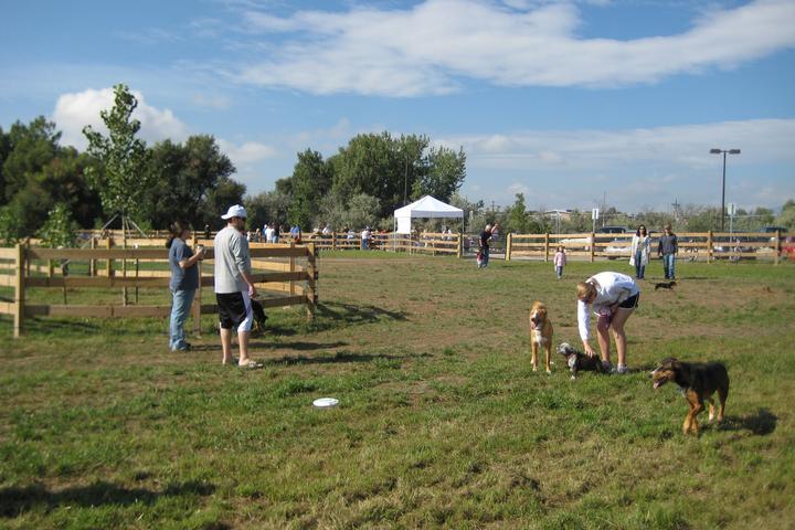 Pet Friendly Fairgrounds Community Dog Park