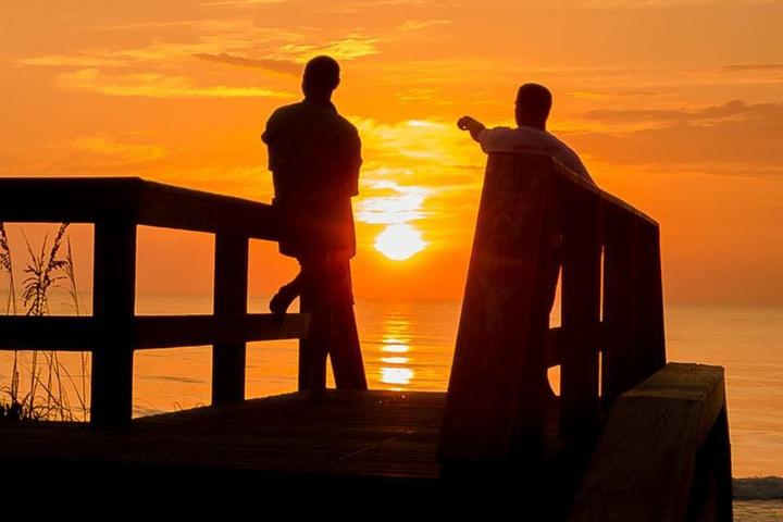 Pet Friendly Island Sunrises Photo Safari Workshop