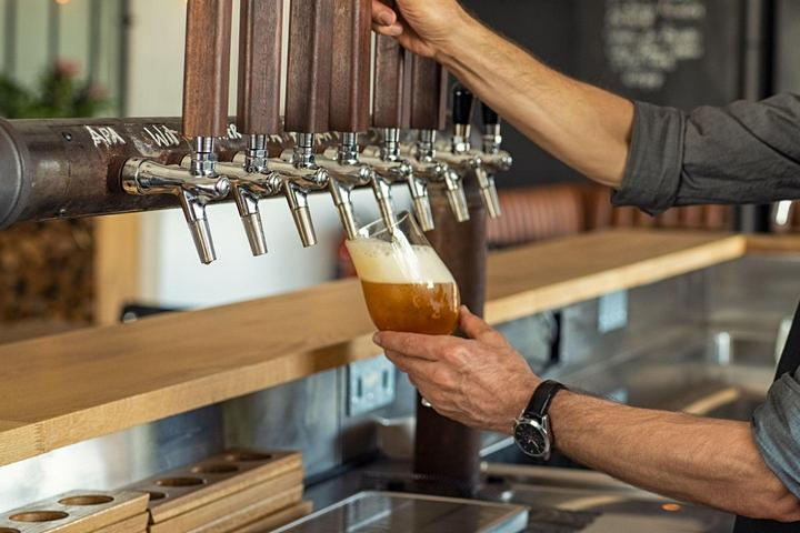Pet Friendly Guided Craft Beer Brewery Walking Tour
