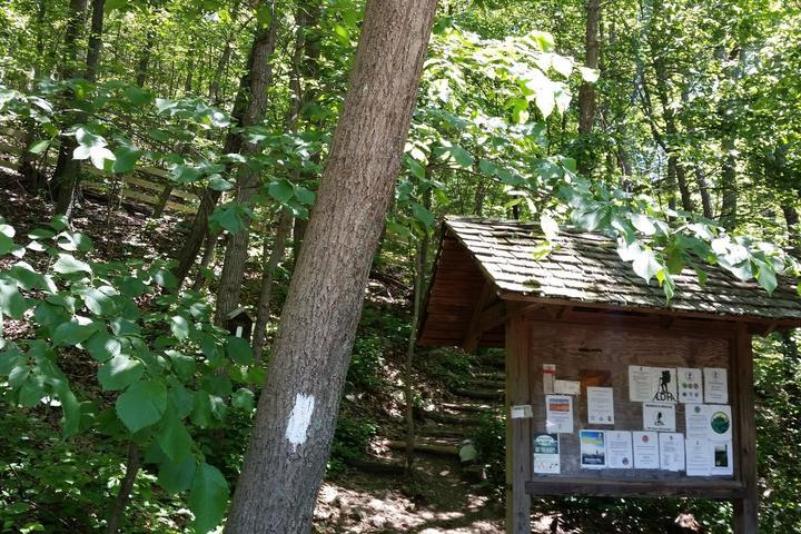 Pet Friendly Raven Rocks Trail