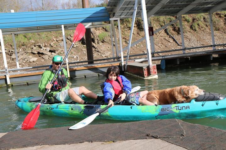 Pet Friendly eNRG Kayaking
