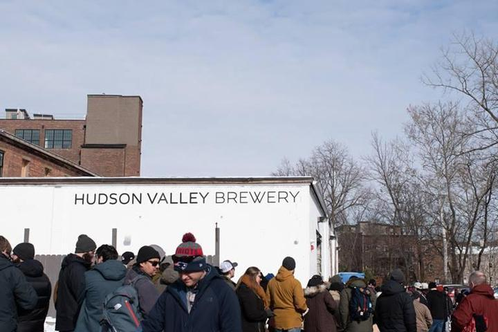Pet Friendly Hudson Valley Brewery