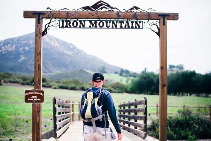 Pet Friendly Mount Woodson Trail