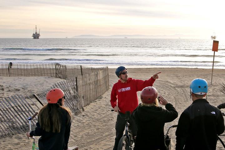 Pet Friendly Ride an e-Bike Along the Pacific Coast