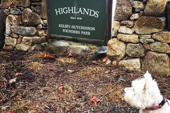 Pet Friendly Kelsey-Hutchinson Founders Park