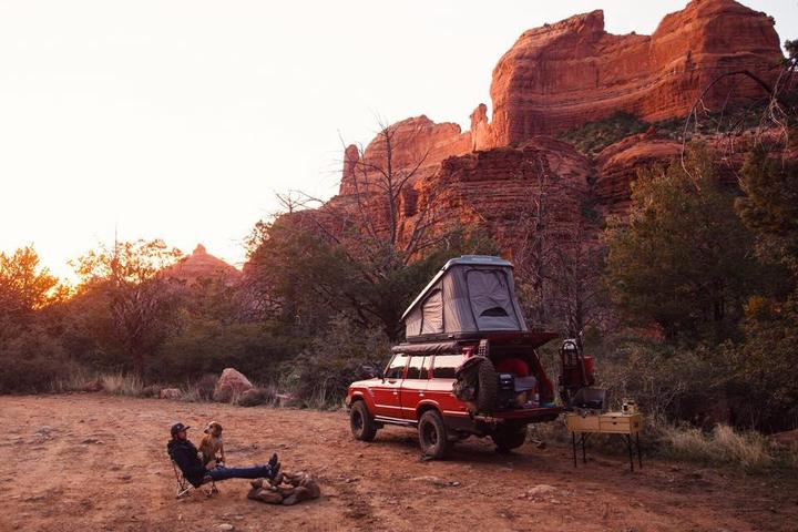 Pet Friendly Coconino National Forest