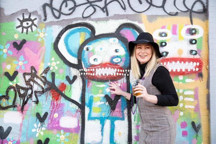 Pet Friendly New Orleans Street Art & Mural Walk Ft. Banksy