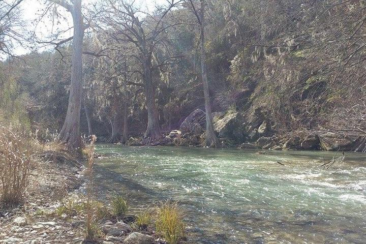 Pet Friendly Guadalupe River State Park