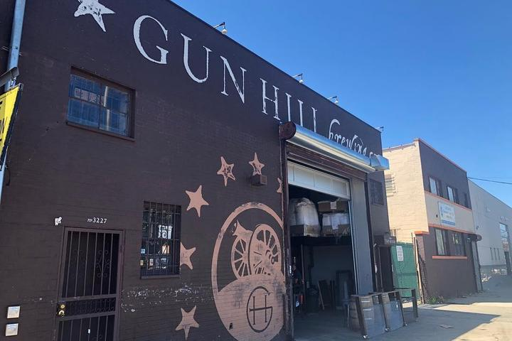Pet Friendly Gun Hill Brewing Company