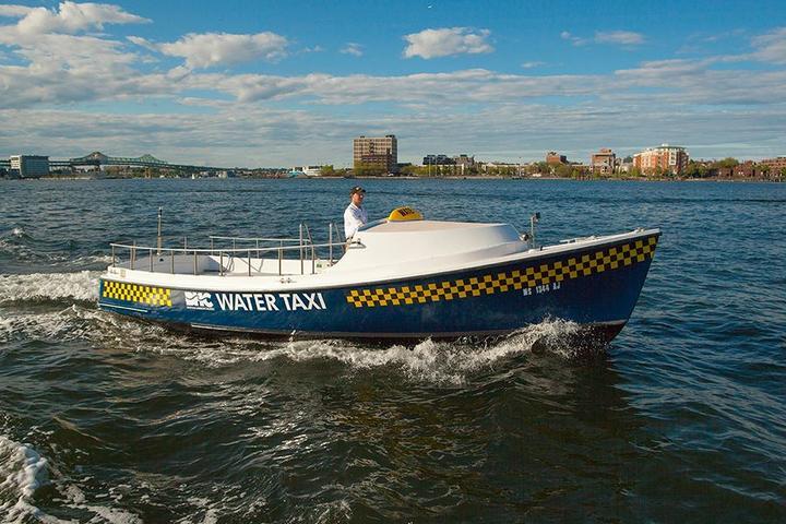 Pet Friendly Boston Water Taxi