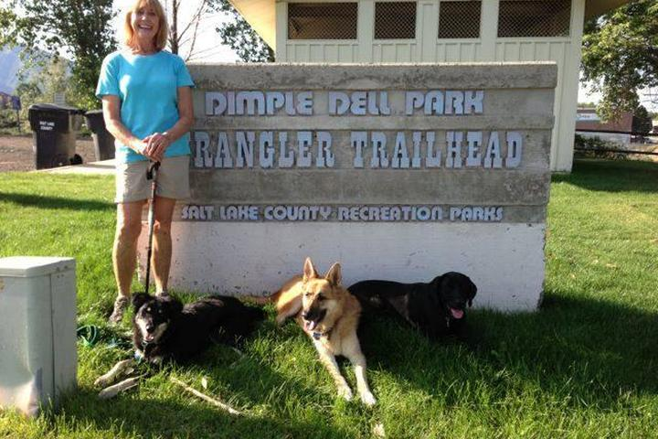 Pet Friendly Dimple Dell Nature Park