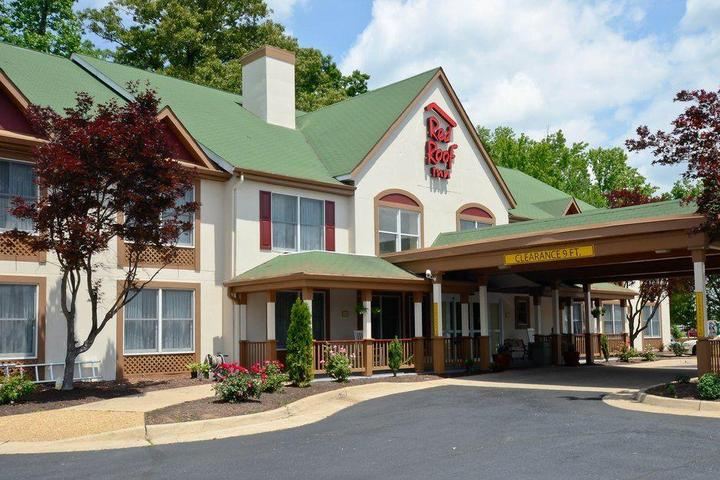 Pet Friendly Red Roof Inn and Suites Stafford