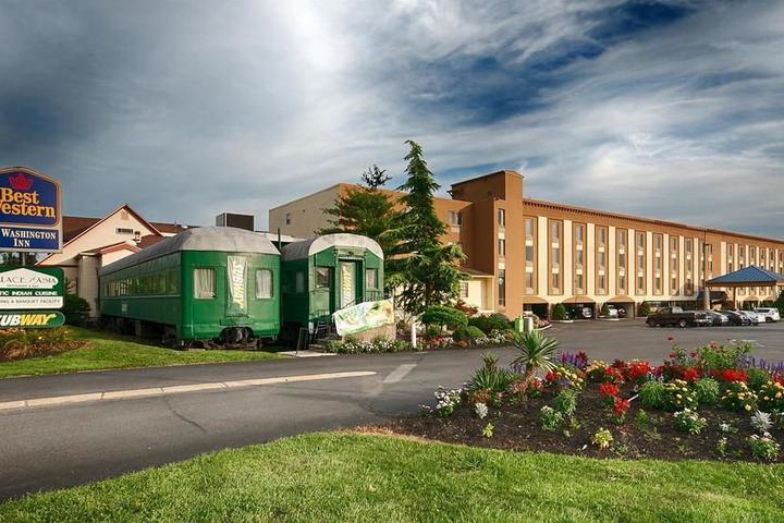 Pet Friendly Best Western Fort Washington Inn