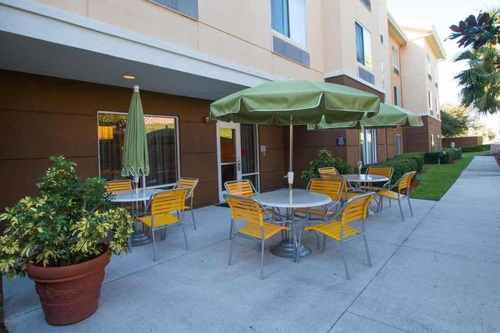Pet Friendly Fairfield Inn & Suites Clermont