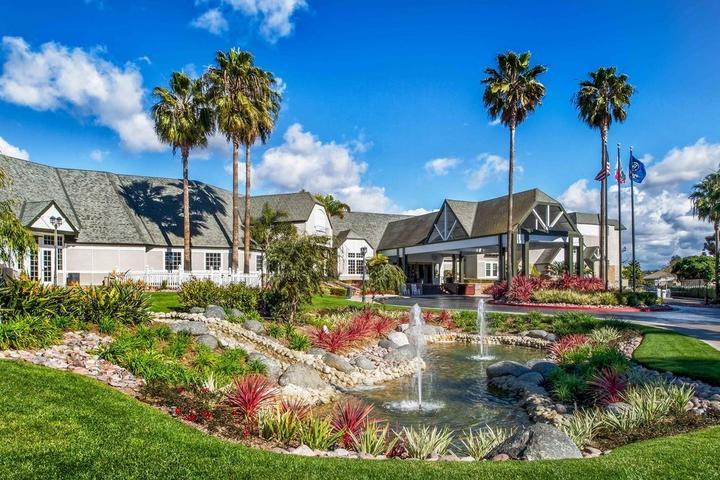 Pet Friendly Hilton San Diego Del Mar
