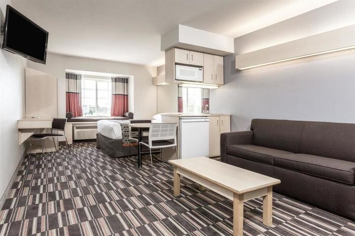 Pet Friendly Microtel Inn & Suites by Wyndham Modesto
