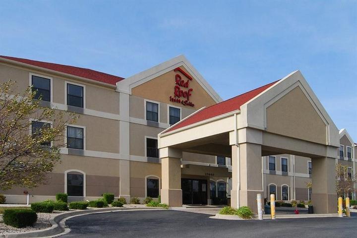 Pet Friendly Red Roof Inn & Suites Monee