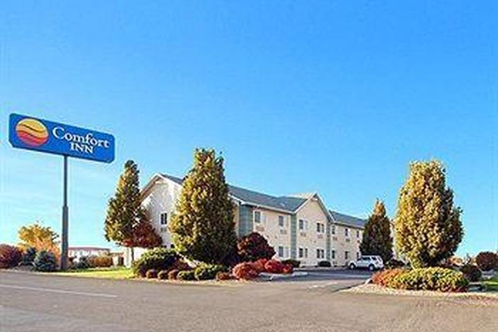 Pet Friendly Comfort Inn Ellensburg