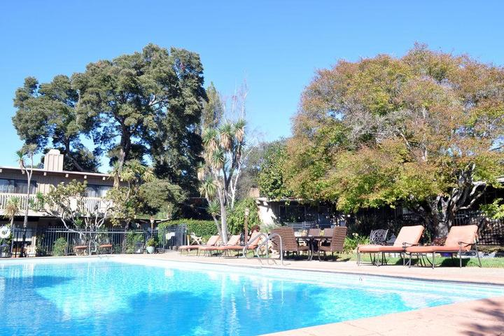 Pet Friendly Carmel Valley Lodge