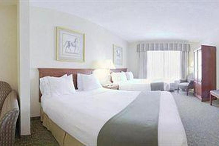 Pet Friendly Holiday Inn Express Hotel & Suites Hagerstown