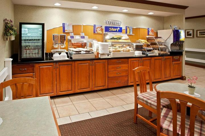 Pet Friendly Holiday Inn Express Lexington
