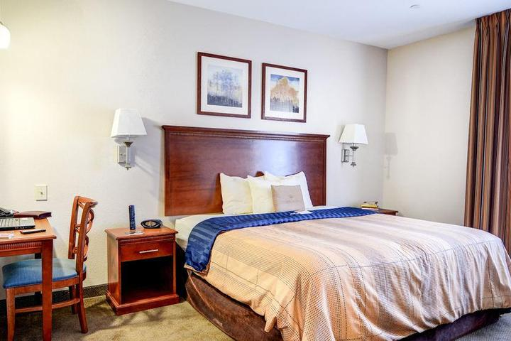 Pet Friendly Candlewood Suites Wake Forest Raleigh