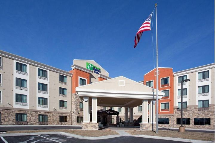 Pet Friendly Holiday Inn Express Hotel & Suites Orem North Provo