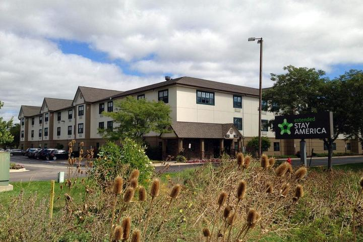 Pet Friendly Extended Stay America Chicago Rolling Meadows