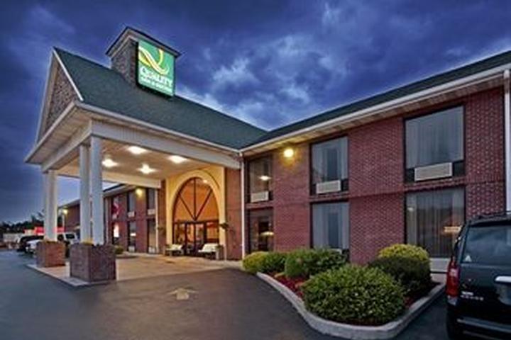 Pet Friendly Quality Inn & Suites Somerset