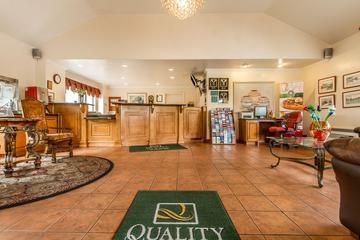 Pet Friendly Quality Inn & Suites Gilroy