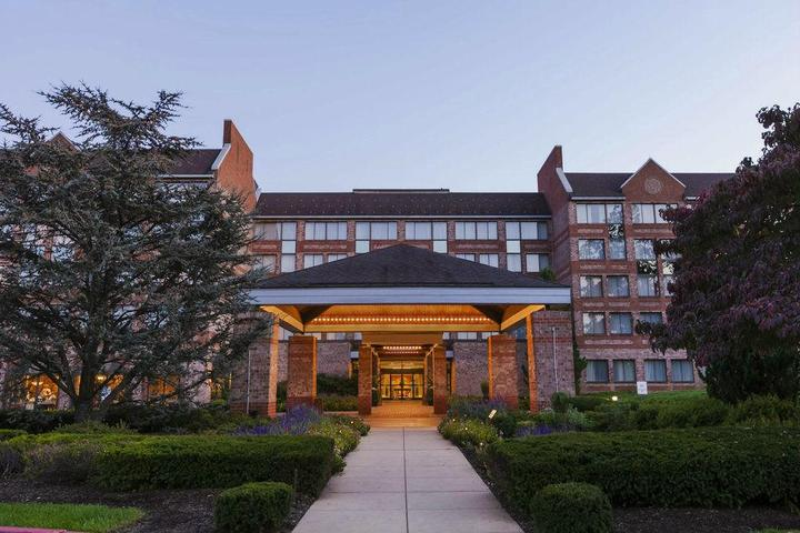 Pet Friendly Embassy Suites by Hilton Philadelphia Valley Forge