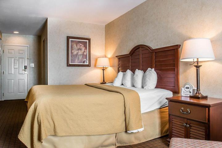 Pet Friendly Quality Inn Pittsburgh Airport