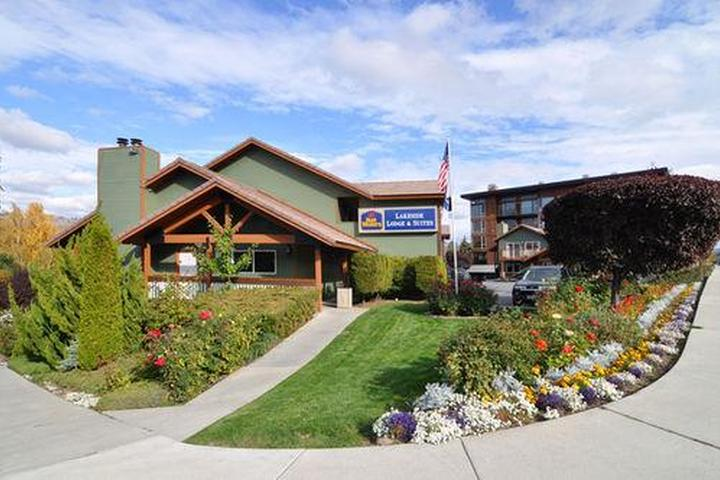 Pet Friendly Lakeside Lodge & Suites