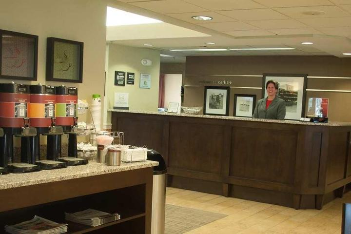Pet Friendly Hampton Inn Carlisle