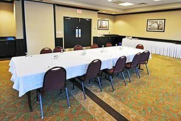 Pet Friendly Holiday Inn Express Hotel & Suites Halifax Airport